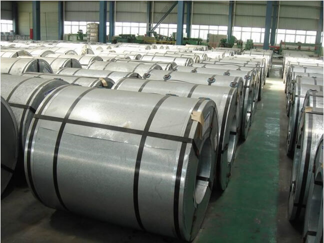 MS Steel Coil